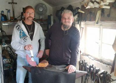 Ulu das Messer der Inuit