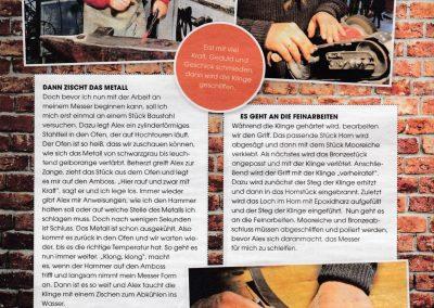 Der Messerschmied aus dem Ostallgäu