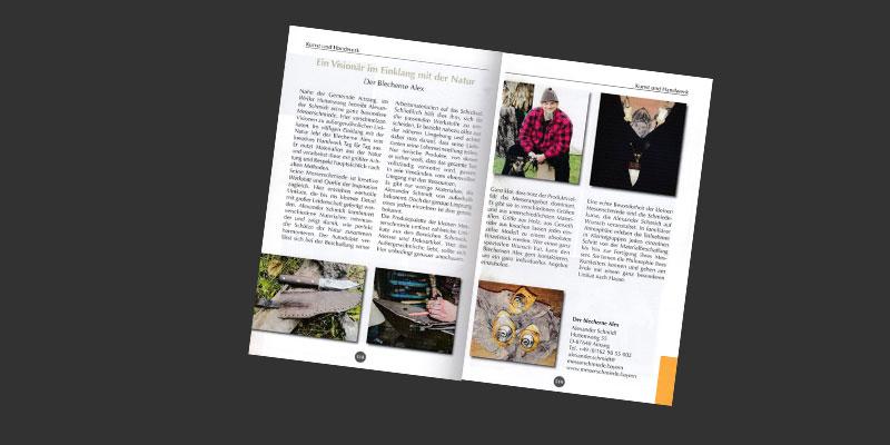 """Artikel aus dem Reiseführer """"Typisch Allgäu"""""""