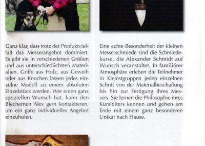 Messerschmied Allgäu