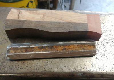 Materialien für den Messerbau