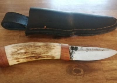 Outdoormesser selber schmieden