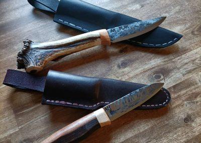 Schmiedekurs Messer