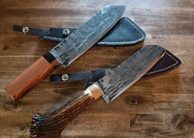 Messerkurs beim Blechernen Alex