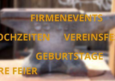 events schmiedekurs