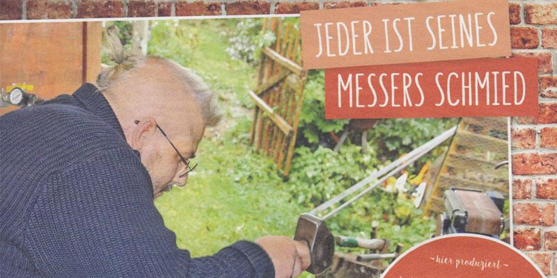 """Artikel aus dem Magazin """"Von Hier"""" 2019/20"""